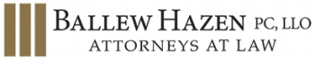Ballew Hazen Law Firm Logo